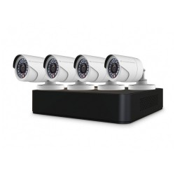 Kit vigilancia CCTV 720p Conceptronic C4CHCCTVKITD V2 4 canales