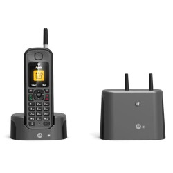 Motorola 0201 Negro Dect