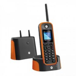 Motorola 0201 Naranja Dect