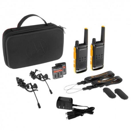 Pack de 2 Walkie Talkies Motorola T82EX TWIN , PMR446