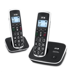 SPC Telecom 7609 Negro teclas grandes