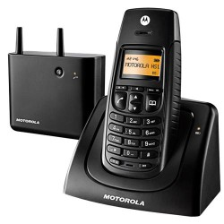Telefono Inalambrico DECT MOTOROLA O101 Largo Alcance