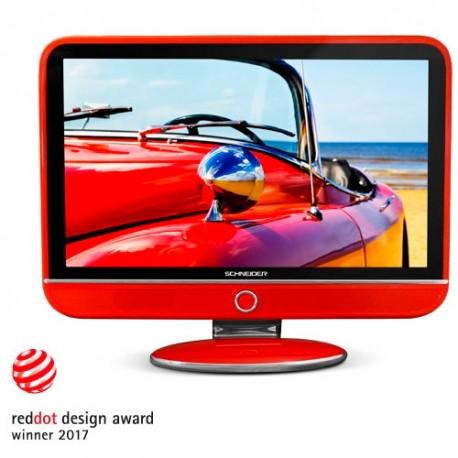 Schneider LED32RED Feeling´s Rojo