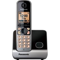 Panasonic kx- tg6711 negro DECT M/libres
