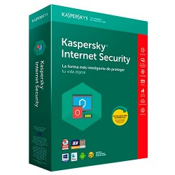Antivirus Kaspersky Internet Security Multi-Device 10L/1A EE KL1941S5KFS-8