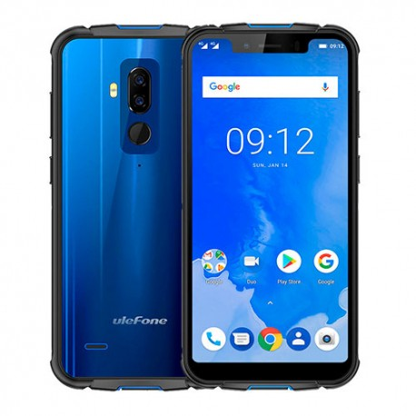 Telefono movil Ulefone Armor 5 4+64GB libre azul