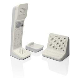 Swissvoice L7 Negro teléfono Dect de diseño Retro