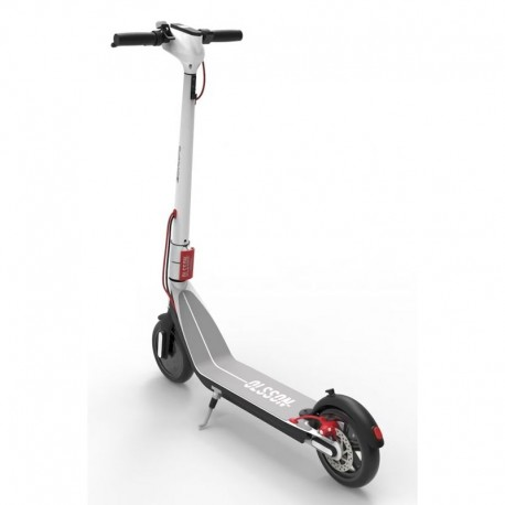 PATINETE ELECTRICO SCOOTER OLSON ZEBRA BLANCO