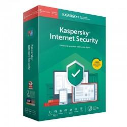 ANTIVIRUS KASPERSKY INTERNET SECURITY 2019 - 5 LICENCIAS / 1 AÑO - NO CD - PROTECCIÓN EFICAZ - PAGO SEGURO - PARA PC/MAC/MOVILES