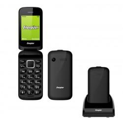 """Teléfono Móvil ENERGIZER E20 Senior Phone 2,4"""" DS Negro"""