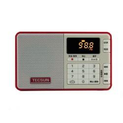TECSUN Q3 Radio y grabador de bolsillo