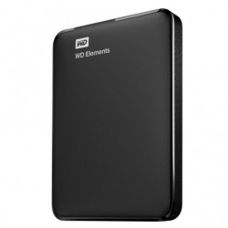 DISCO DURO EXTERNO WESTERN DIGITAL 1TB ELEMENTS