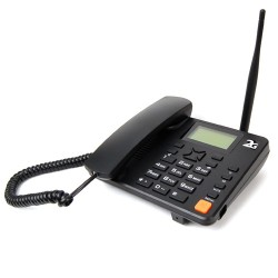 Telefono fixed phone Xacom GSM 158A (Telefono al que se le puede insertar una SIM GSM)