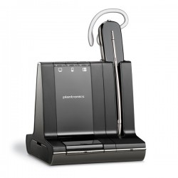Plantronics Savi Office W745 con base descolgadora HL10
