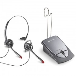 Plantronics Amplificador S12 con Auricular