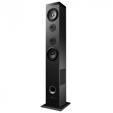 Energy Sistem 2.1 Tower 5 bluetooth black 60W, Touch panel, USB/Sd y FM
