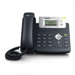 Yealink T21P Teléfono IP Yealink con pantalla, PoE, 2 cuentas SIP.