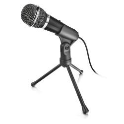 Microfono Trust starzz all-round microphone 21671